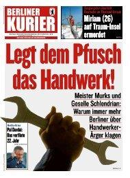 Berliner Kurier 09.04.2019