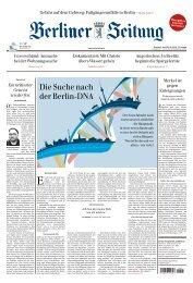 Berliner Zeitung 09.04.2019