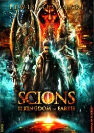 SCIONS: For The Kingdom of Earth (Book 1)