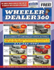 Wheeler Dealer 360 Issue 15, 2019