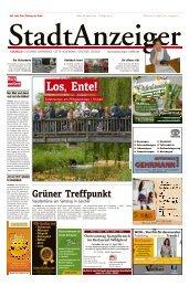 Stadtanzeiger Coesfeld kw 15