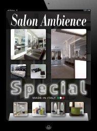 Salon Ambience Präsentation im Web