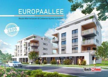 Exposé - Europaallee, Villingen - Moderne Wohn- u. Gewerberäume