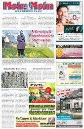 MoinMoin Schleswig 15 2019