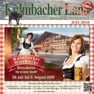 2018/07  Kulmbacher Land
