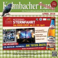 2018/04 Kulmbacher Land