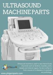 Browse Ultrasound Machine Parts
