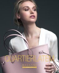 Quartier Latem magazine VJ18