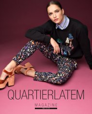 Quartier Latem magazine NJ17