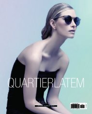 Quartier Latem magazine VJ17