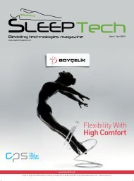 SleepTech Magazine March / April 2019