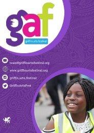 GAF Donations Pack 2018