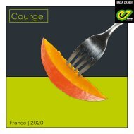 Catalogue courges 2020
