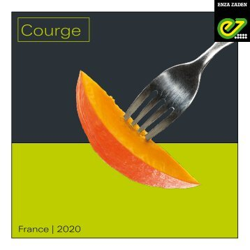 Catalogue courges 2019