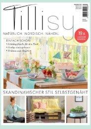 Tillisy Magazin (Frühjahr / Sommer 2019)