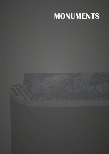 Monuments Gesamtkatalog 2018-2019