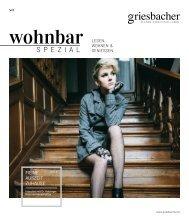 wohnbar Spezial 2019 Griesbacher