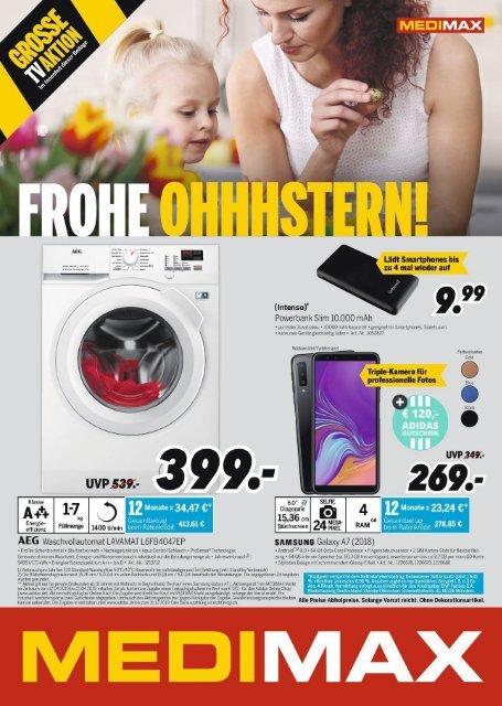 Medimax Lichtenau - 13.04.2019