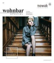 wohnbar Spezial 2019 Nowak
