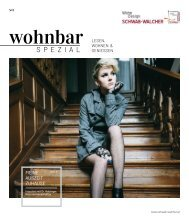 wohnbar Spezial 2019 Schwab-Walcher