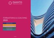 Catalogue EMANTIS - 2019