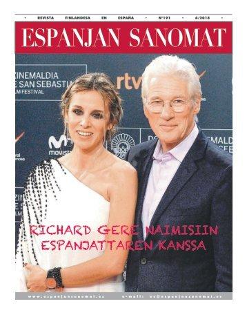 Espanjan Sanomat n..191