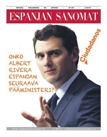 Espanjan Sanomat n.189