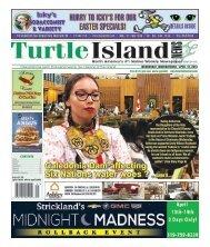 Turtle Island News - 04/10/2019