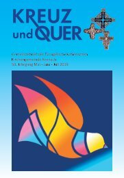 Gemeindebrief Kronach Mai-Juni-Juli 2019