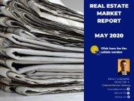 Monthly Real Estate Market Report (September 2019)