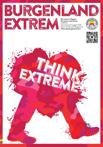 Burgenland Extrem Magazin 2019
