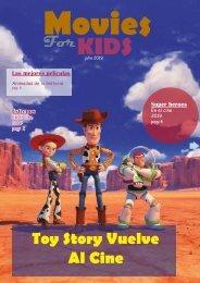interactivo revista movies for kids