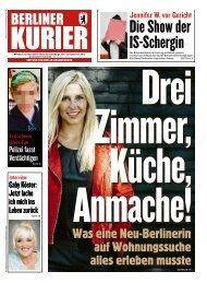 Berliner Kurier 10.04.2019