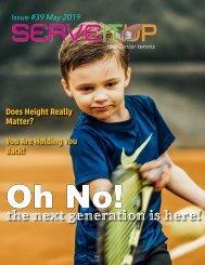 Serveitup Tennis Magazine #39