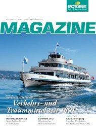 MOTOREX Magazine 2012 95 DE