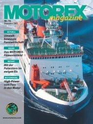 MOTOREX Magazine 2003 70 DE