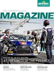 MOTOREX Magazine 2018 113 EN