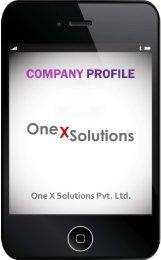 OneX Solutions