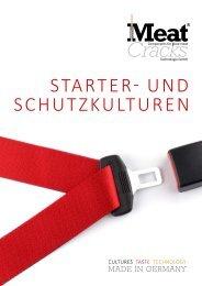 Meat Cracks – Starter- und Schutzkulturen DE