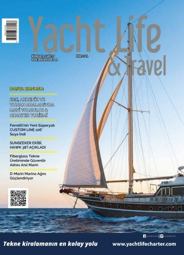 YachtLife &Travel April Issue 2019