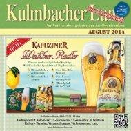 2014/08 Kulmbacher Land
