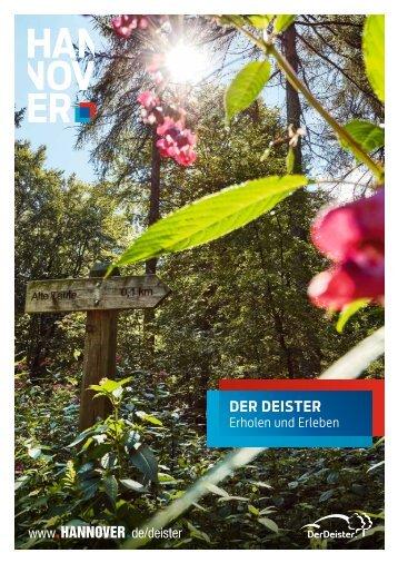 Der Deister - Erholen und Erleben