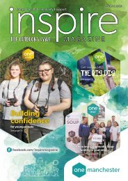 Inspire Magazine - Issue 2, 2019