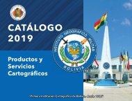 CATALOGO IGM 2019
