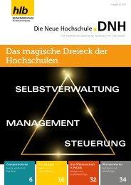 Die Neue Hochschule Heft 2-2019