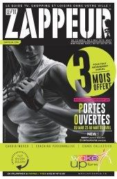 Le P'tit Zappeur - Bretagnesud #507