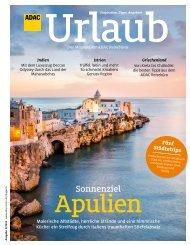 ADAC Urlaub Mai-Ausgabe 2019 Südbayern