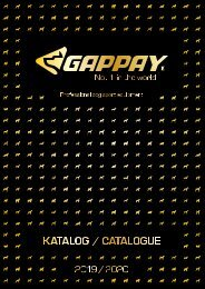 Gappay Katalog 2019/2020