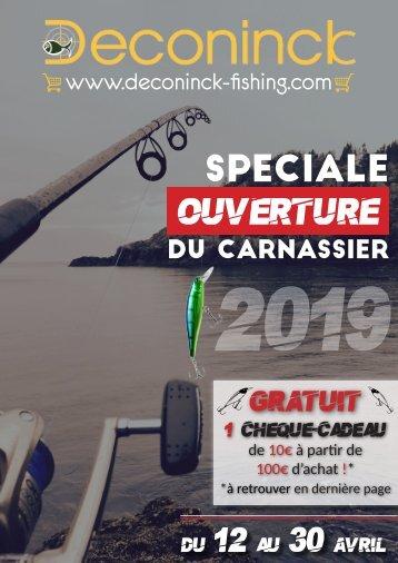 Catalogue Carnassier Deconinck 2019