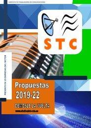 Propuestas STC  2019-22